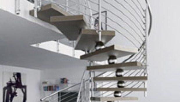 Scale per interni scenografiche - Scale eleganti per interni ...