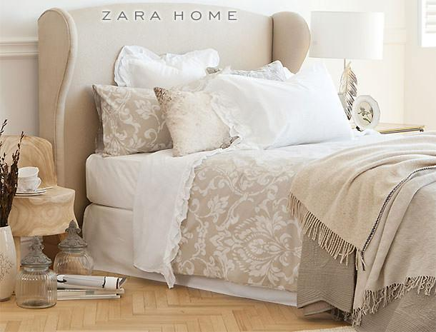 Lenzuola di sotto e set di Zara Home