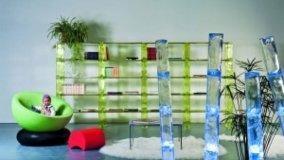 Complementi in plastica riciclata