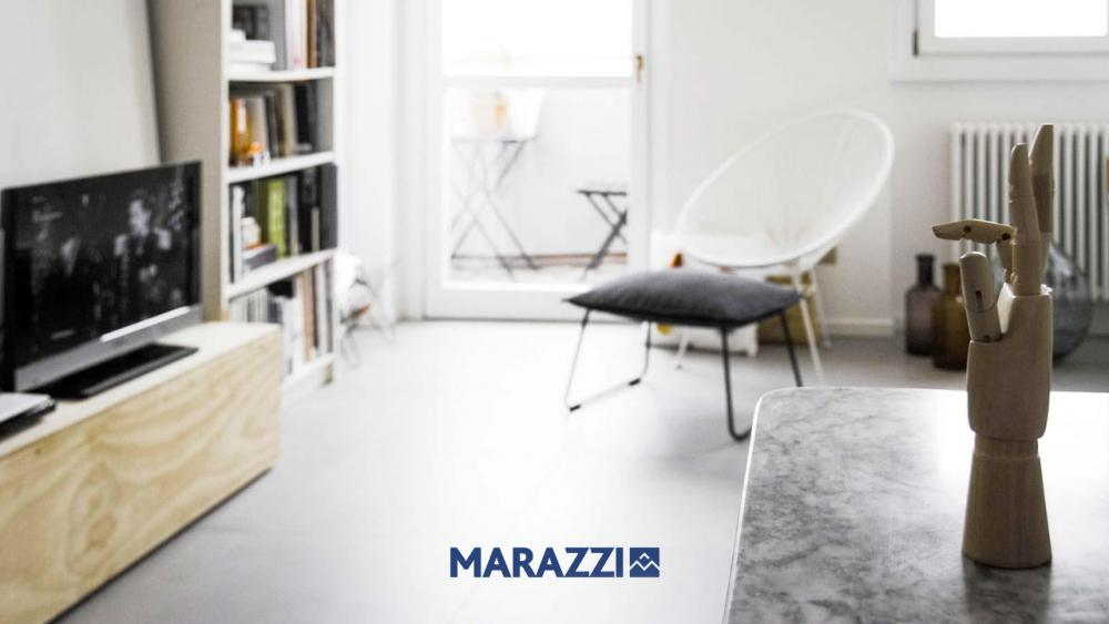 Pavimento effetto resina Marazzi
