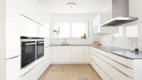 Bianco in cucina