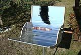 Barbecue a energia solare di Biogrì