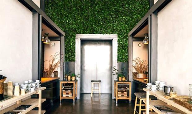 Moss mosaico vegetale by Benetti Home