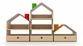 Decorare casa con casette