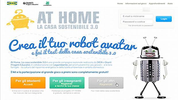 AT Home la casa sostenibile 3.0