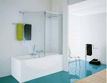 parete per vasca enif di samo