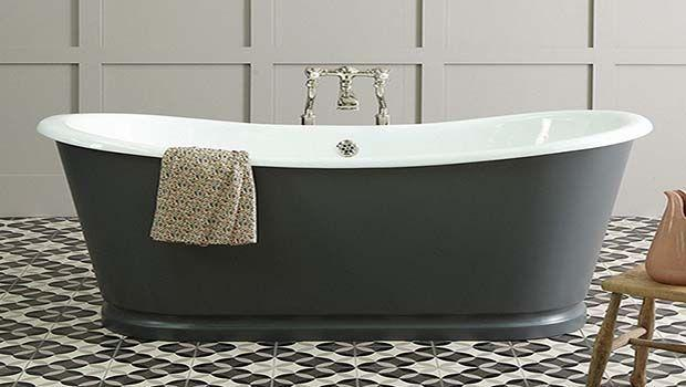 Vasca da bagno di ispirazione retr - Costi vasche da bagno ...