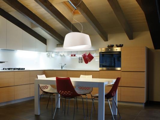 Lampade per il tavolo da pranzo - Lampada sospensione sopra tavolo altezza ...