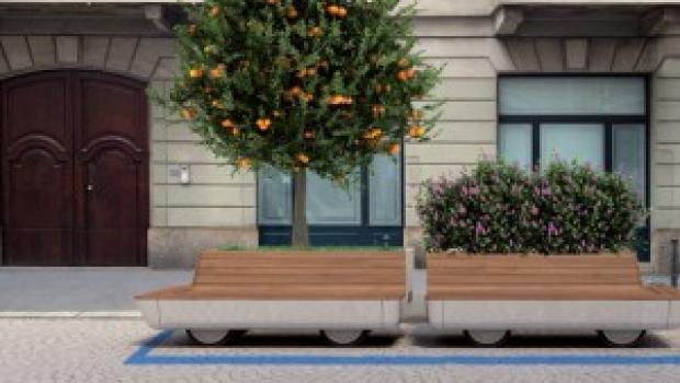 Giardino mobile for Mobile giardino