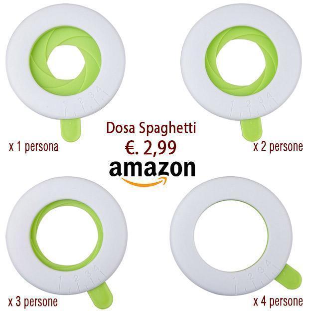 Dosa spaghetti AMAZON