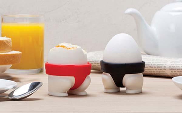 Portauovo  Sumo Eggs di PelegDesign