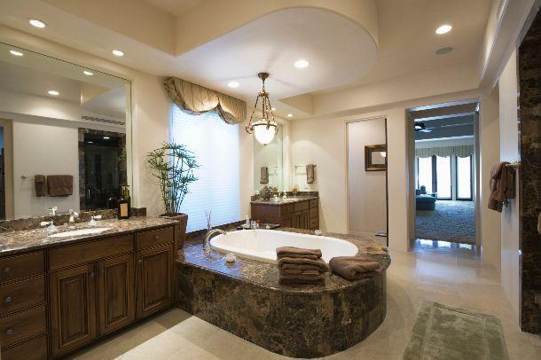 bando lampade ad incandescenza in bagno