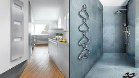 Riscaldamento in bagno con i radiatori monoblocco
