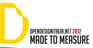 OpenDesigItalia.net 2012