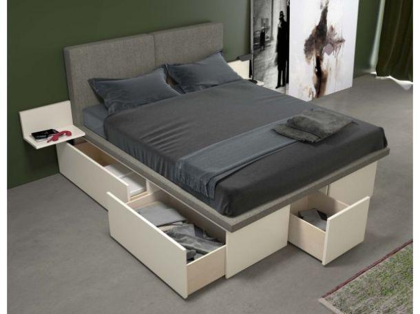 Cassettoni per il letto - Camera di letto usato ...