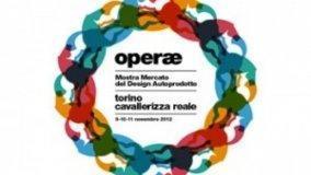 Operae 2012, autoproduzione a Torino