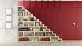 Realizzare una libreria nel sottoscala