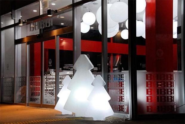 Slide Design, Lightree tree lamp