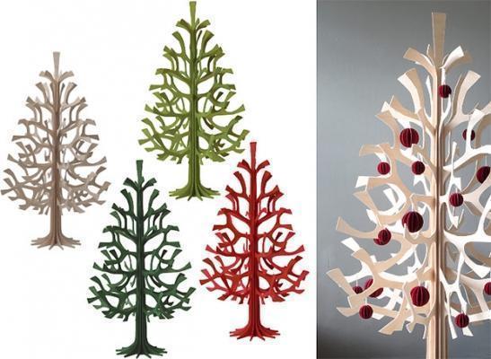 Lovi Xmas tree albero minimalista finlandese