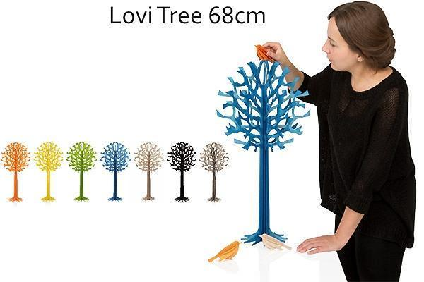 Albero natalizio minimalista LOVI Tree