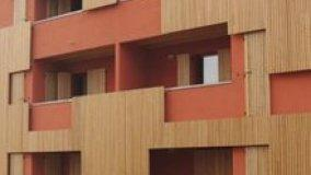 Social Housing e costruzioni in legno. Il pannello Xlam