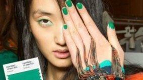 Verde smeraldo colore del 2013