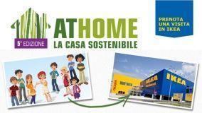 IKEA e Legambiente insieme per AT HOME