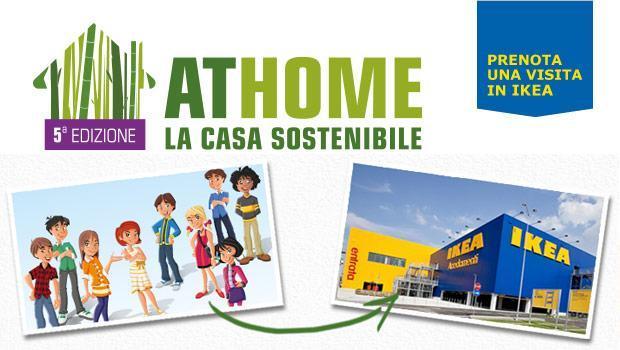 ATHome: la casa sostenibile, iniziativa per le scuole italiane
