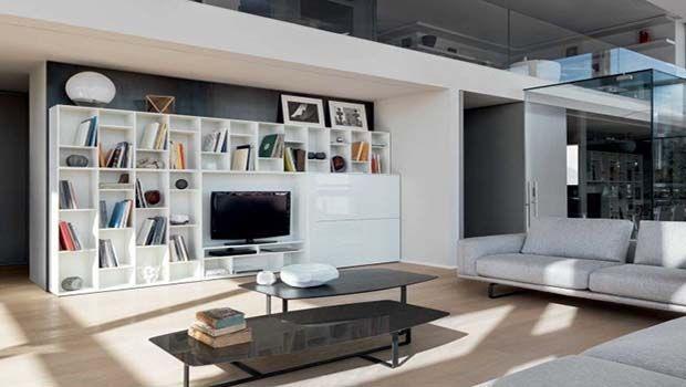 Librerie innovative di design - Librerie di design per casa ...