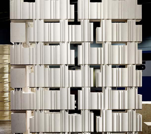 libreria Biblos di Lithos Design