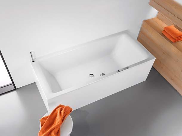 Vasche Da Bagno Prezzi E Misure : Bagno spazio piccolo vasche asimmetriche prezzi seconda tabella