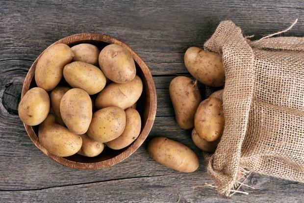 Coltivazione della patata