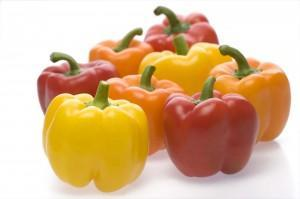 Coltivazione del peperone