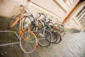 Rastrelliere per bicilette