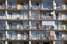 Balconi aggettanti in condominio