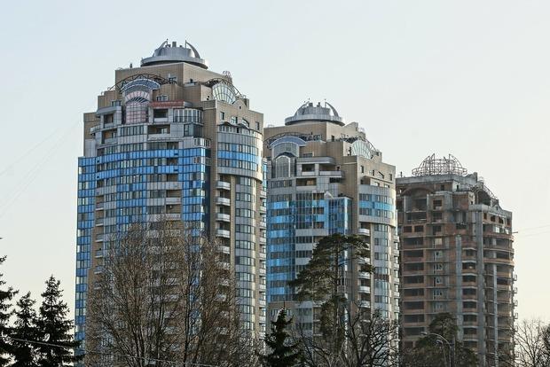 Tre palazzi e un supercondominio