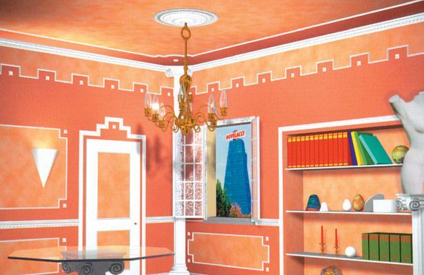 Decorative bands diy - Elementi decorativi in polistirolo per interni ...