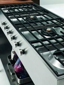 Slim: piano cottura su base p. 53 cm