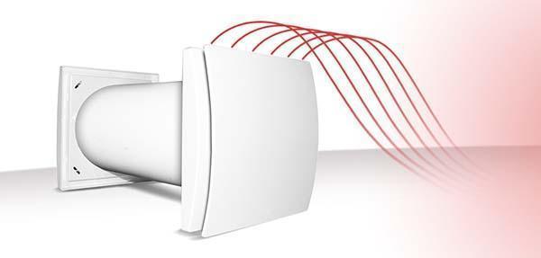 Ventilazione meccanica controllata: Solitair di AVE
