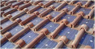 tegole fotovoltaiche ( di Tegola Canadese )
