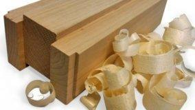 Mattoni di rivestimento in legno