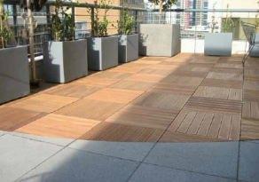 pavimento in legno per esterni ( di Déco)