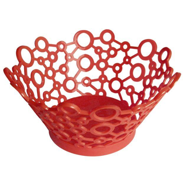Ciotola collezione For Me Rosso Natale di Gio'Style