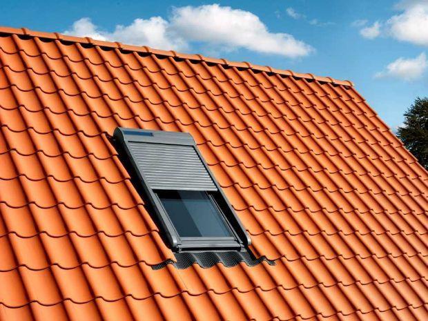 Tapparelle solari per tetti