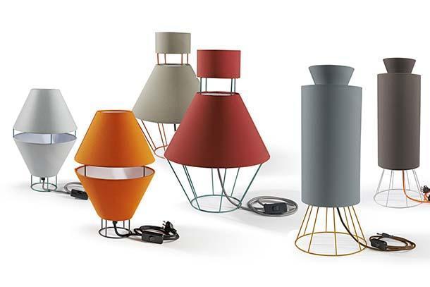 Le piu belle lampade da tavolo di design lungean and for Lampade da tavolo design famose