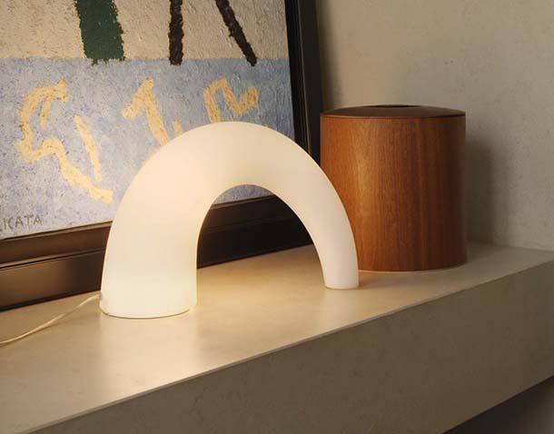 Lampade da tavolo di design for Lampade da tavolo per ufficio