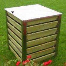 Compostiera Mecpower