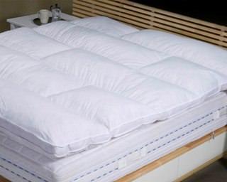 Norther Nights Featherbed di QVC