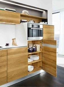 Cucine di design realizzate in legno for Ccnl legno e arredamento piccola e media industria