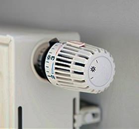 Una valvola termostatica